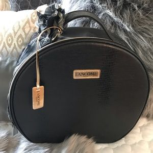 🌟 Round Lancôme Zipper Bag🤩